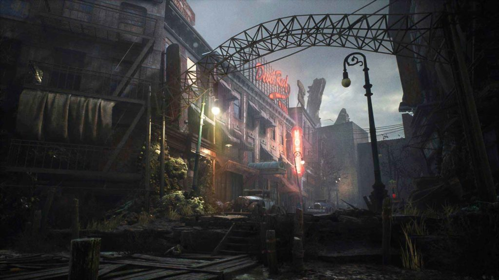 The Sinking City-The upcoming detective game, release date -