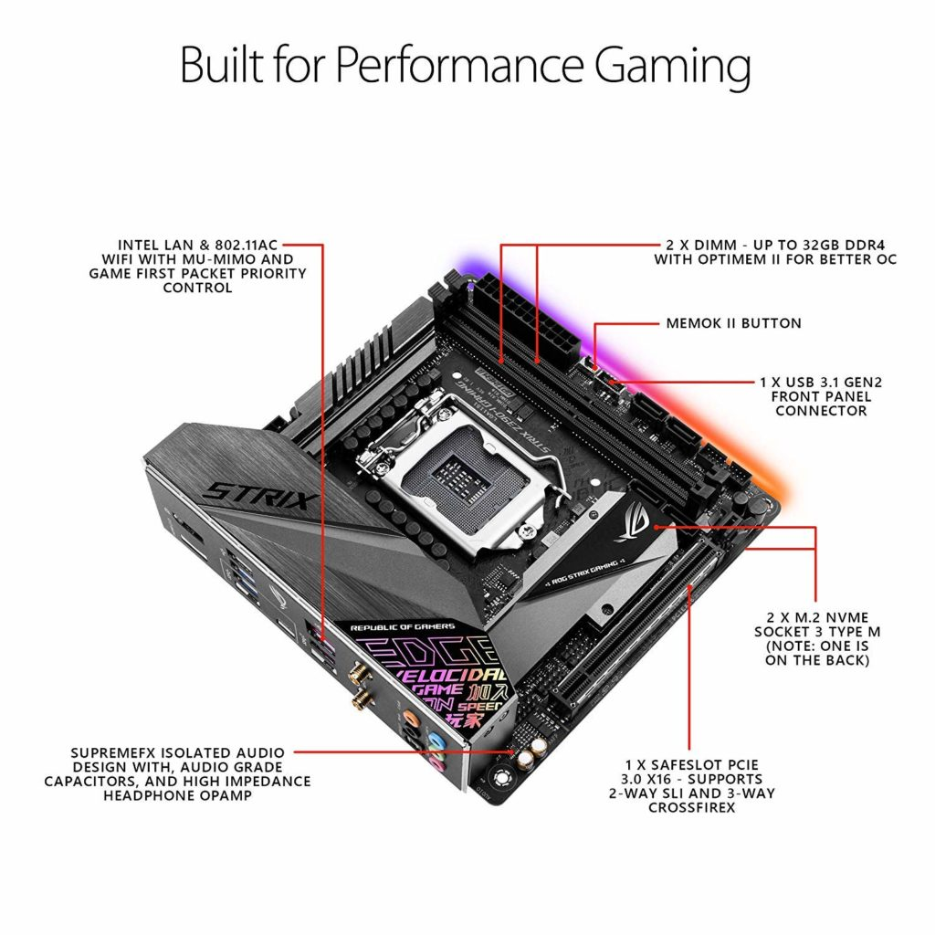 4k gaming motherboards