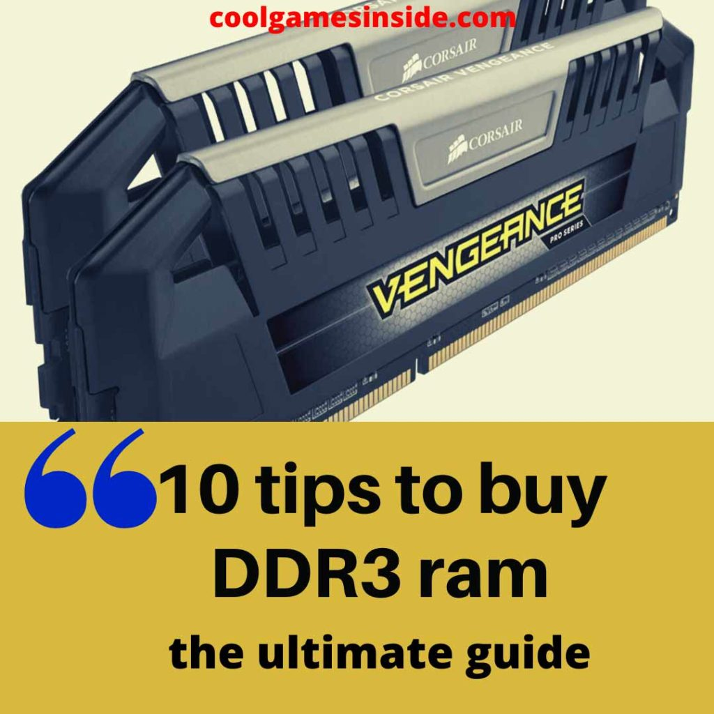 10 tips to buy DDR3 RAM