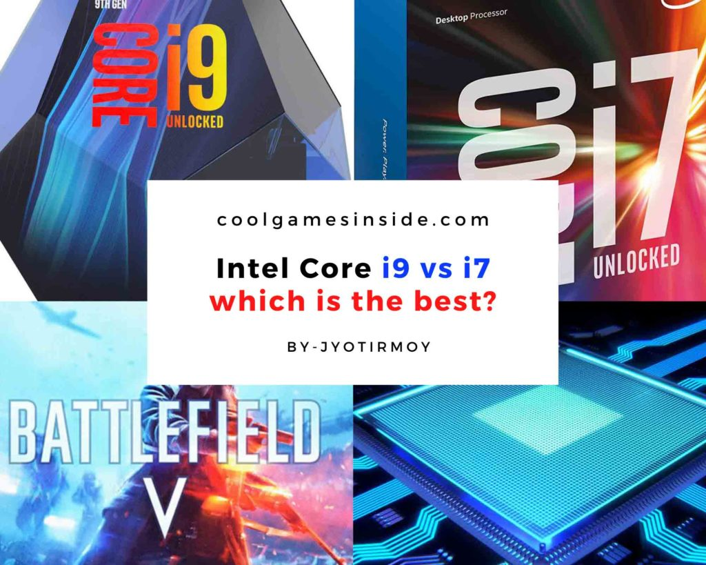 Intel Core i9 vs i7